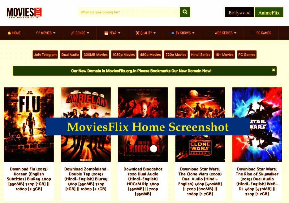 Moviesflix Free Movie Download