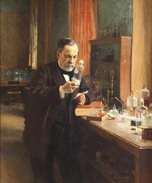 Biography of Louis Pasteur in Hindi