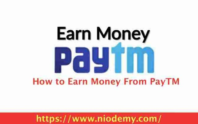 How to Make Money From PayTM
