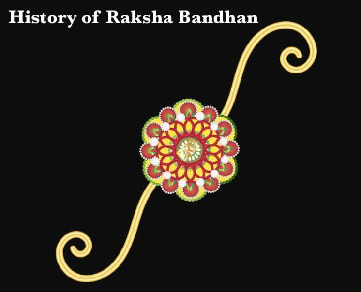 History of Raksha Bandhan, History of Rakhi, History of Rakhi in Hindi, History of Raksha Bandhan in hindi, रक्षा बंधन का इतिहास, राखी का इतिहास, Raksha Bandhan ka itihas
