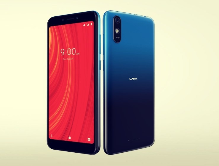 Lava Z61 Pro Specifications and Price