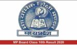 MP-Board-10th-Result-2020-Result-MPBSE-10th-Result-2020