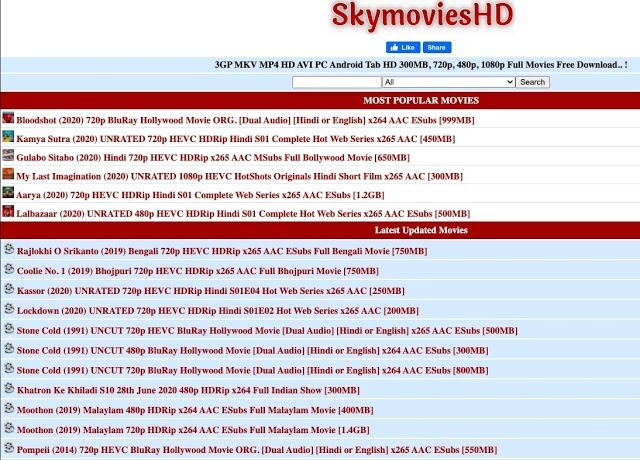 SkymoviesHD – Hindi Movies Free Download, Download Free Hollywood Movies, sky movies, Skymovie