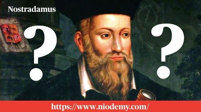 biography of nostradamus in Hindi