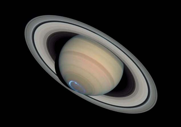Saturn Facts, Saturn's Rings