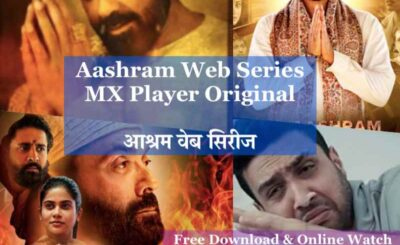 Aashram Web Series Download, MX Player Original