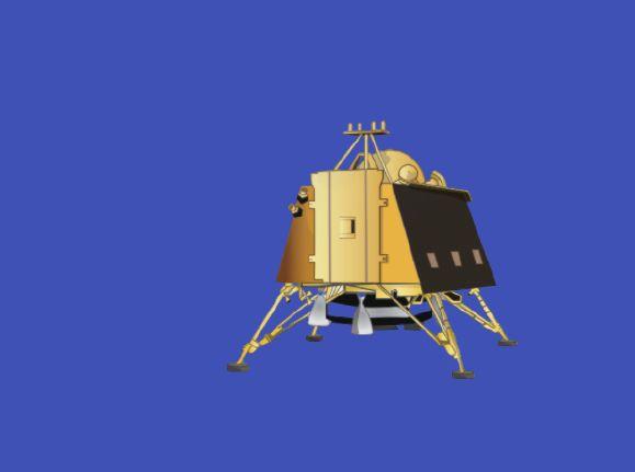 Chandrayaan 3 Lander, Chandrayaan 3 ISRO Mission Lander