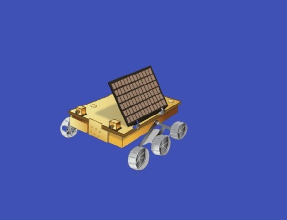 Chandrayaan 3 Rover, ISRO Mission Chandrayaan 3 Rover