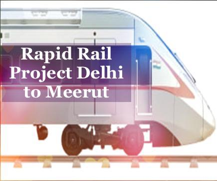 Rapid Rail Project Delhi to Meerut, Rapid Rail Project in Meerut
