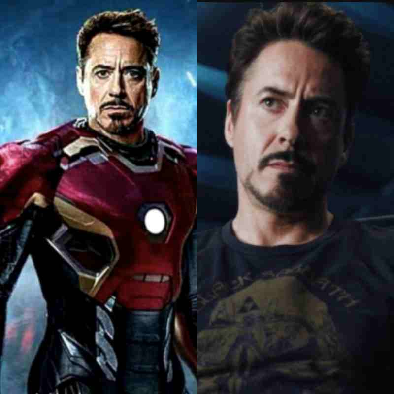 Tony Stark name, How old is Tony Stark