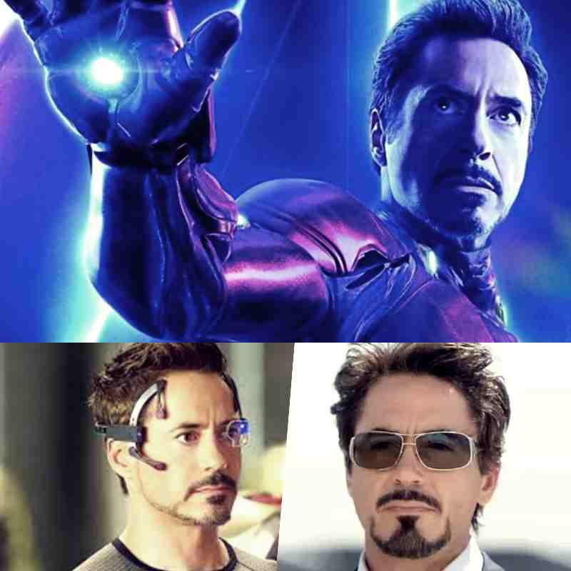 Tony Stark, Tony Stark Biography