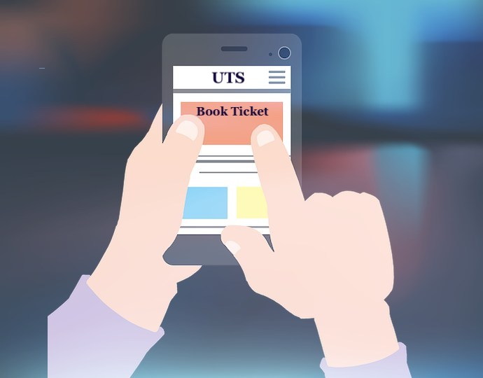 What is UTS App, How to book unreserved tickets from UTS Mobile app
