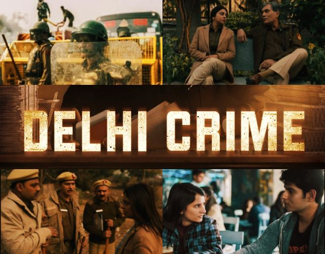 Delhi Crime Web Series Download Free