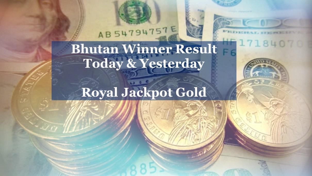 bhutan result, bhutan winner result
